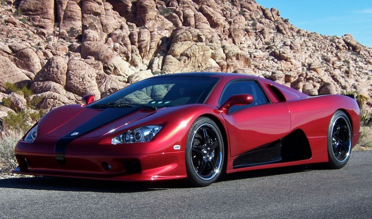 SSC Ultimate Aero