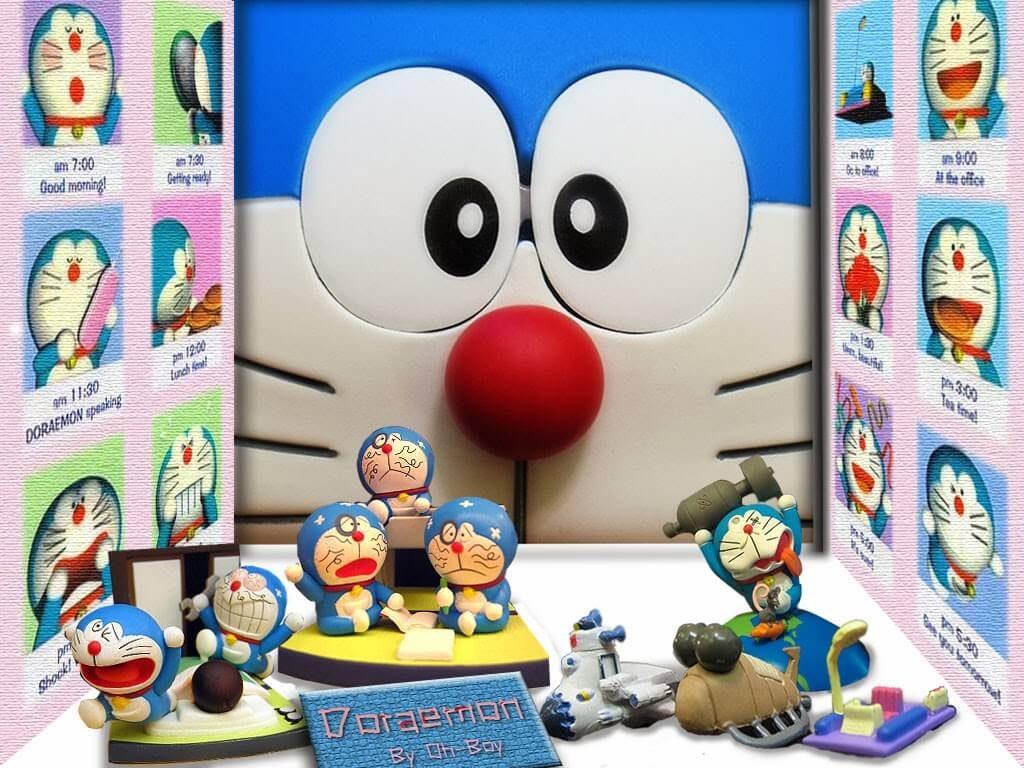 52 Kumpulan Gambar Doraemon Yang Lucu Dan Keren