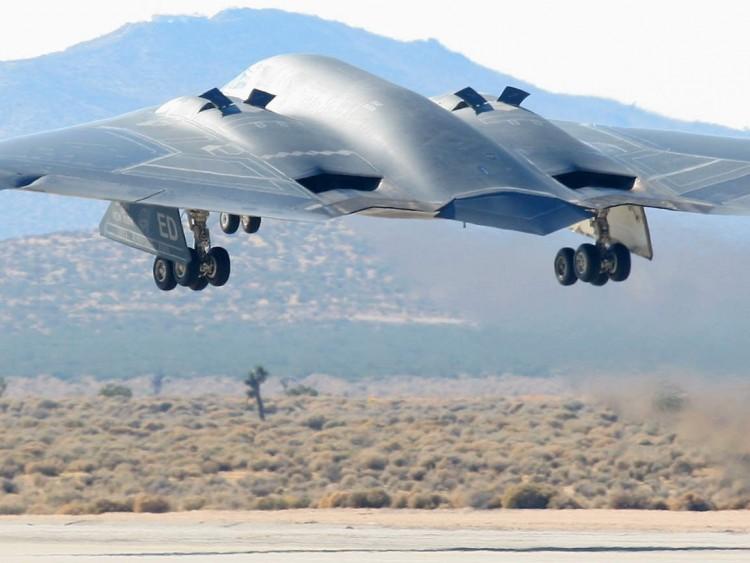 Pesawat Siluman Anti Radar