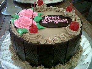 model kue ulang tahun