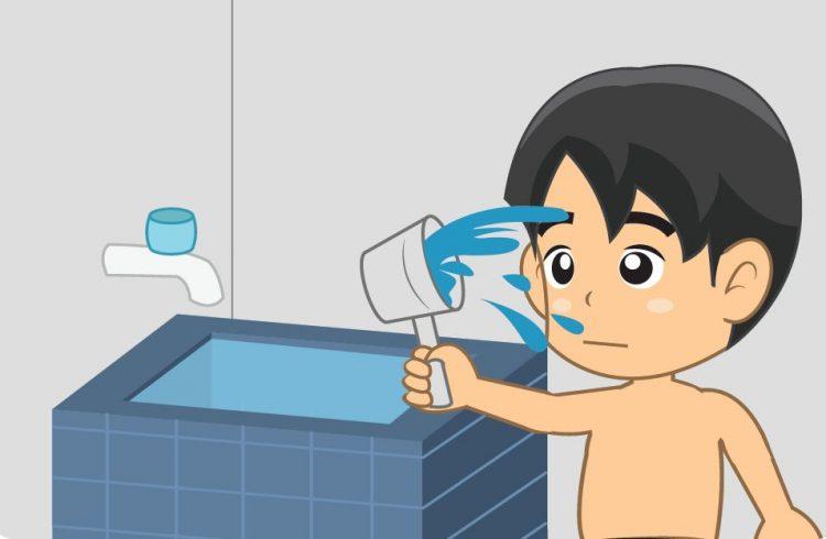 hal yang menyebabkan mandi wajib