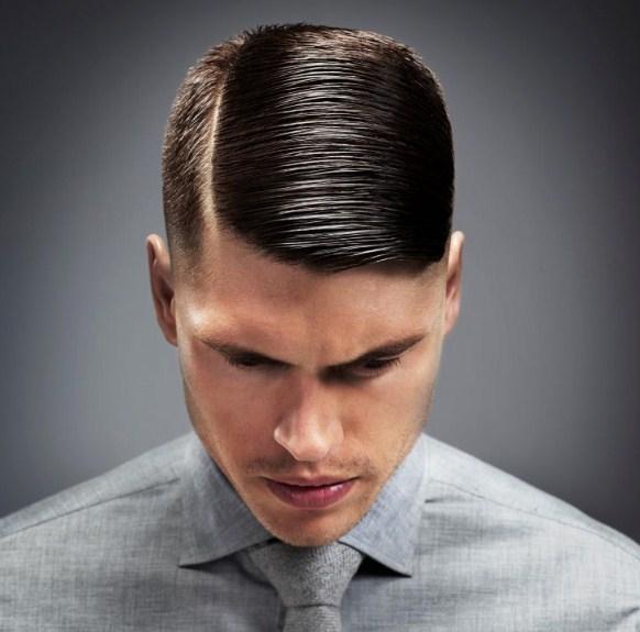 Model Rambut Pomade
